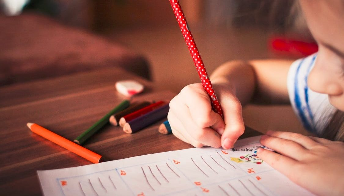 5 Top Homework Tips for the Elementary School Child