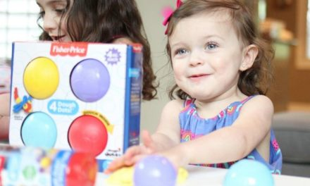 Fisher Price Dough Dots: Why Round is so MUCH fun!
