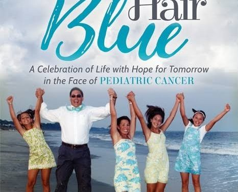 Cancer, Family and Coming Together| Paint Your Hair BLUE