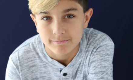 12-Year-Old Health Expert Shares Importance of H2O