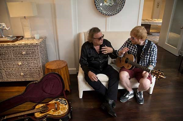 Don McLean and Ed Sheeran Are Raising Money for Teen Cancer America!