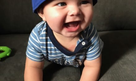Cute Baby of The Week is Julian!