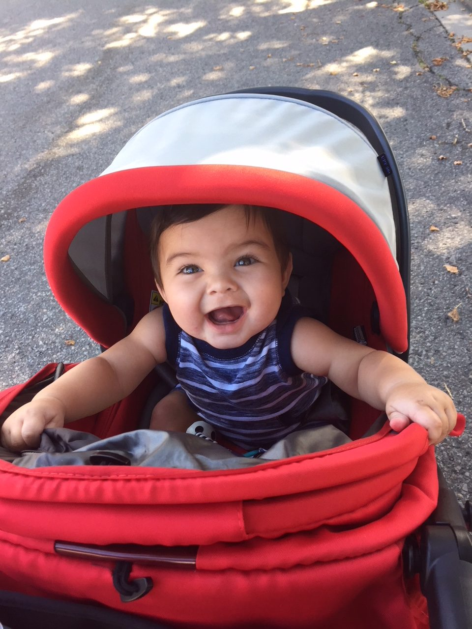 Cute baby of the week is Julian