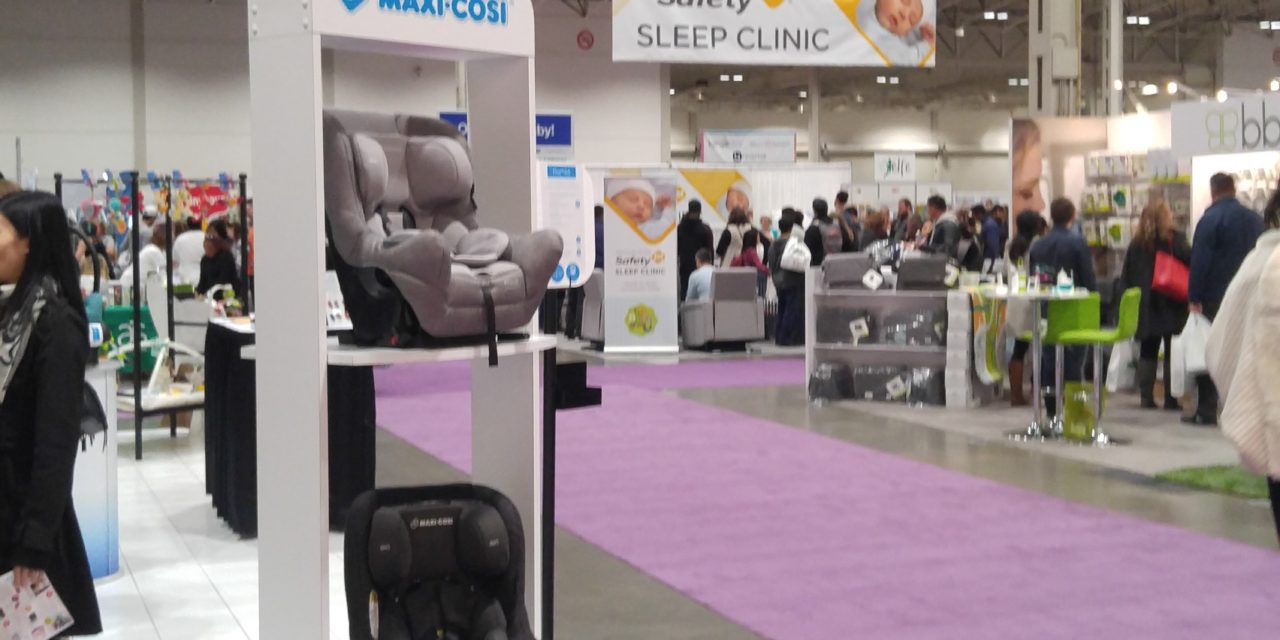 The Baby Show Toronto Review | The Baby Spot
