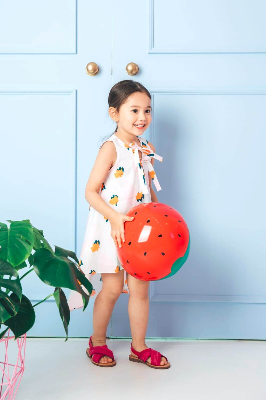 imonio kids daisy dress