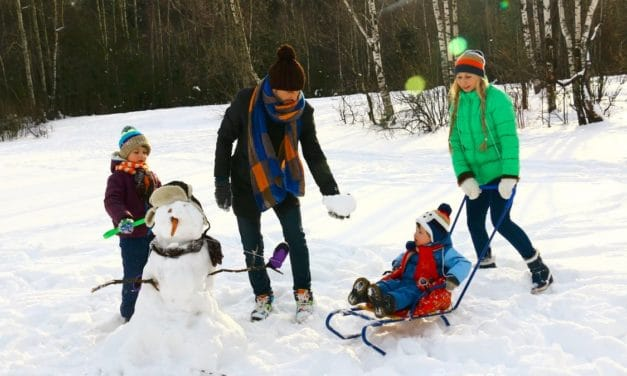 The MOST Fun Winter Activities For Stir Crazy Kids