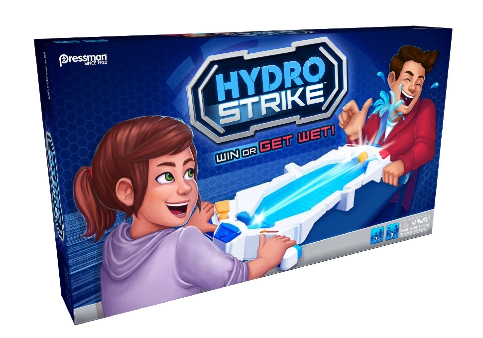 Pressman Toy Hydro Strike
