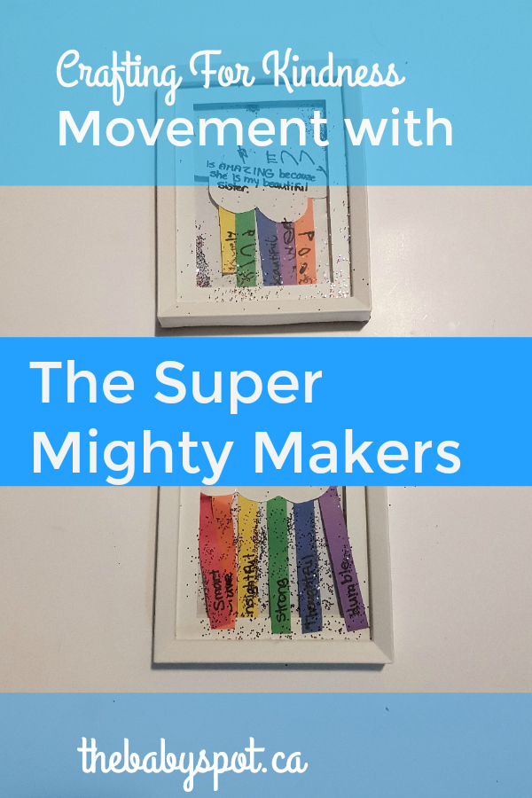 super mighty makers craft!