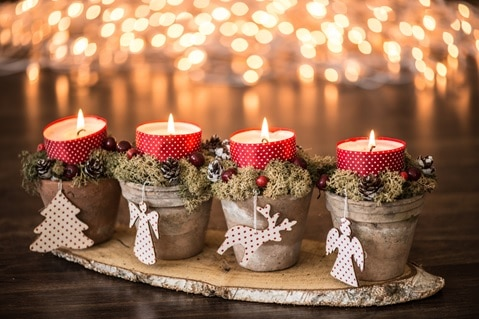 host the perfect christmas gathering