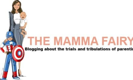 Blogger of the Year is The Mamma Fairy!