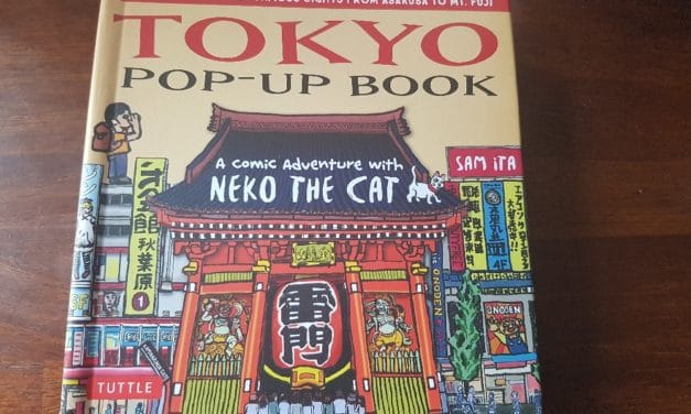 Tokyo The Pop Up Book- A Comic Adventure With Neko The Cat