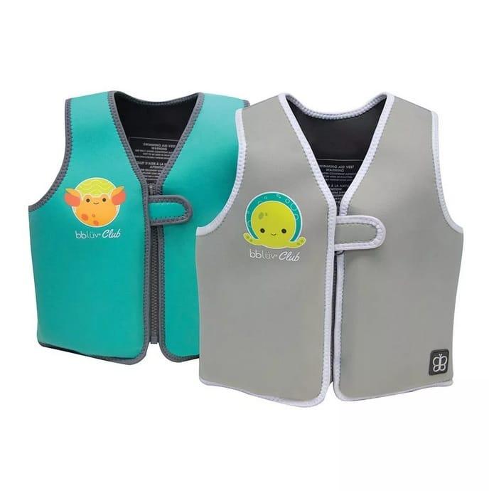 Bbluv nuj swimming vest for children