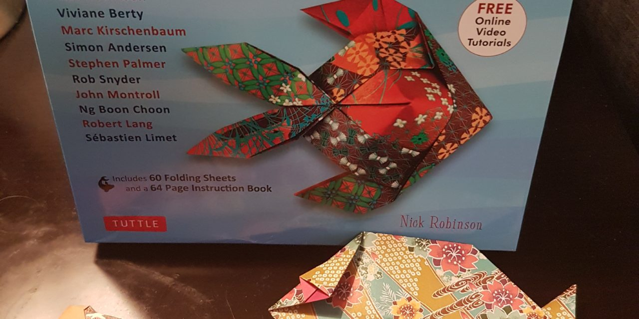 Origami Fish and Other Sea Creatures Review