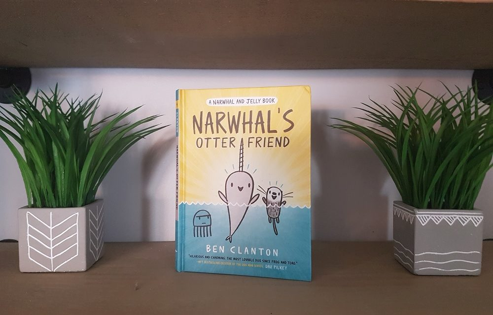 Narwhal's Otter Friend Book Review | The Baby Spot