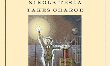 Zap! Nikola Tesla Takes Charge