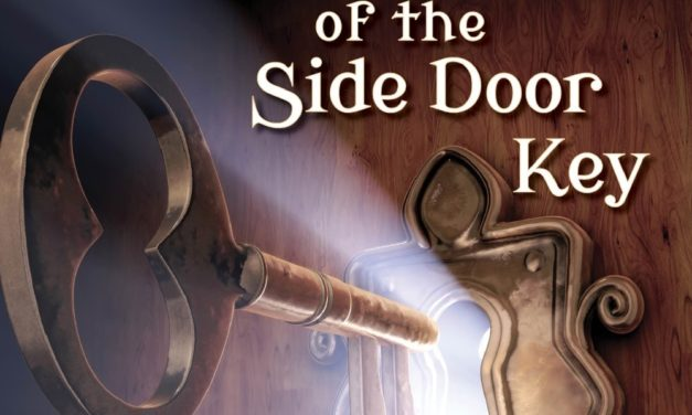 Silent Lee and The Adventure of the Side Door Key