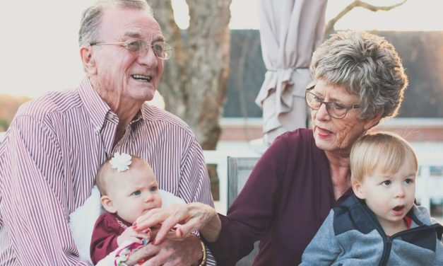 How To Survive Grandparents Playing Favorites
