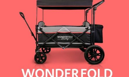 It's Not Wonderful Unless It's Wonderfold | Wonderfold Wagon Review