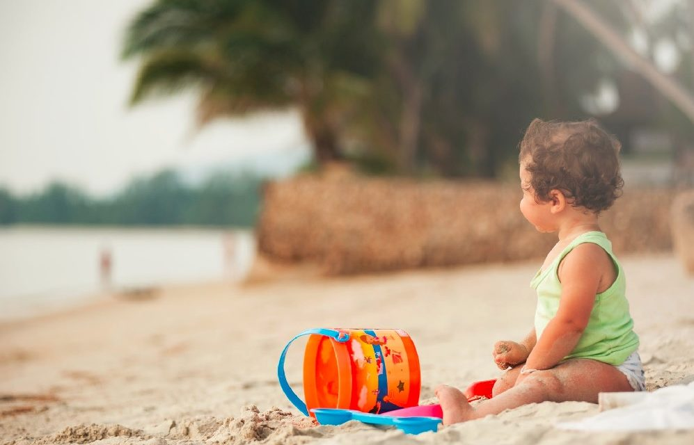 5 Top Tips For Your First Vacation With Baby