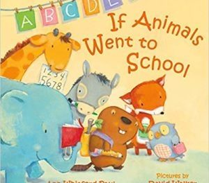 If Animals Went To School Book Review