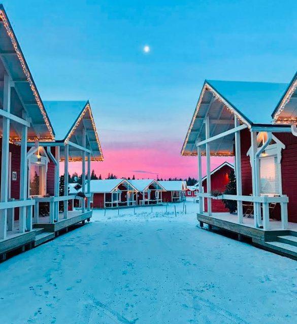 Santa Claus Village  | Lapland, Finland
