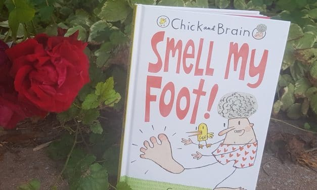 Smell My Foot! Book Review