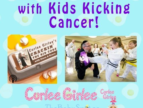 A CNN Hero teaches Kids to Kick Cancer with Karate and taking a Breath!