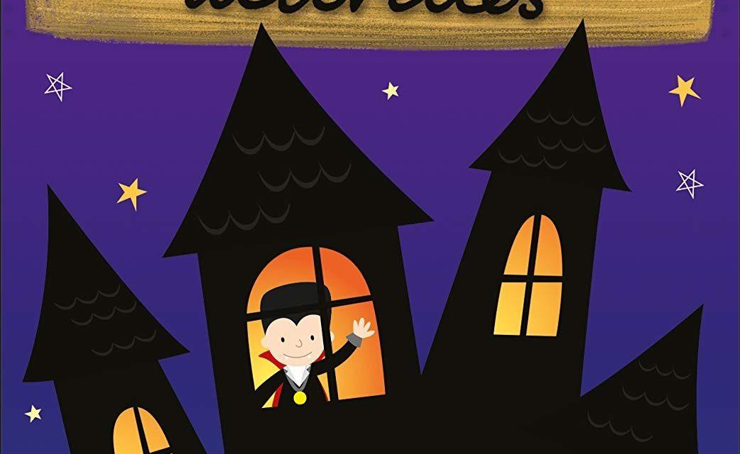 Wipe Clean Spooky Halloween Activities