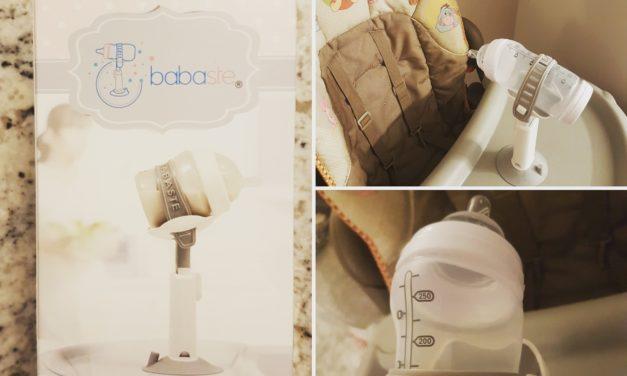 BABASTE | No Spills, No Stress, No Milk Mess!