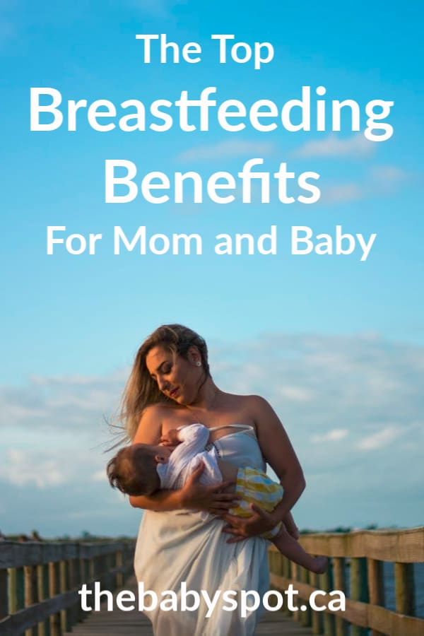 pinterest benefits to breastfeeding