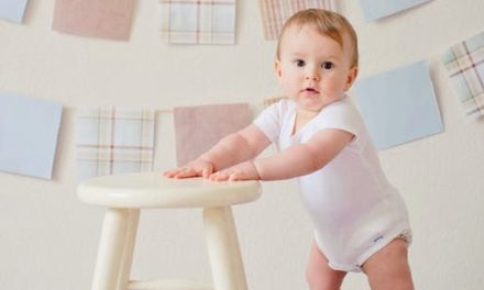 How To Help Baby Start Walking