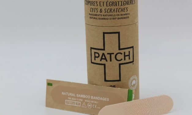 PATCH- The Natural Bamboo Strip Bandages