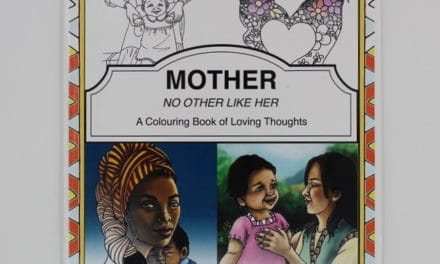 Mother No Other Like Her – A Colouring Book of Loving Thoughts