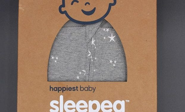 The Sleepea 5 Second Swaddler | Swaddle of the Year