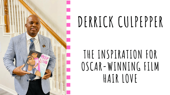 Hair Love won the Oscar and our guest was the inspiration behind it all!