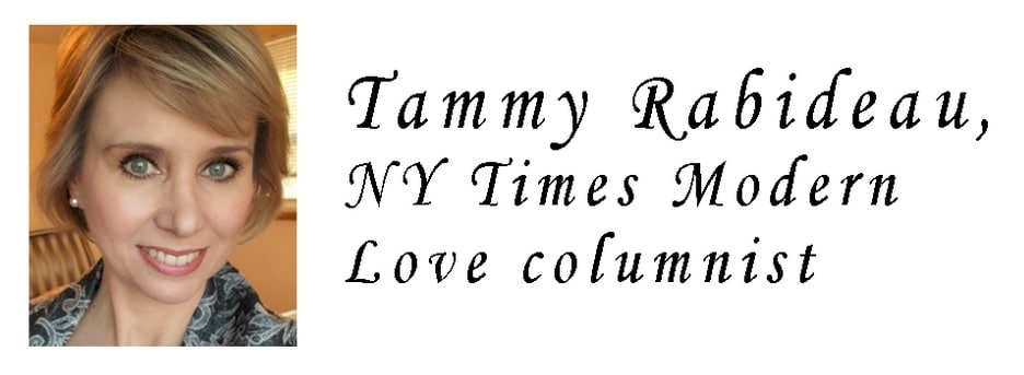 Tammy Rabideau – From Homeless Single Mom to NYT Modern Love Columnist