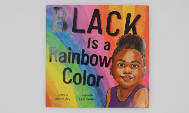 Black is A Rainbow Color