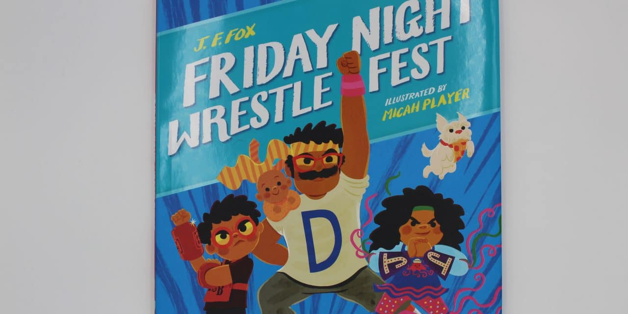 Friday Night Wrestle Fest Book Review