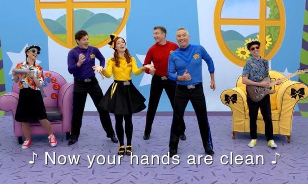 Emma Wiggles Handwashing Song | Exclusive Interview