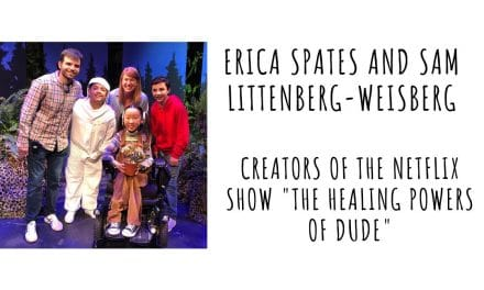 The Healing Powers of Dude: Erica Spates and Sam Littenberg-Weisberg