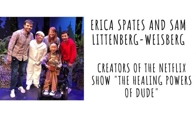 The Healing Powers of Dude: Erica Spates and Sam Littenberg-Weisberg