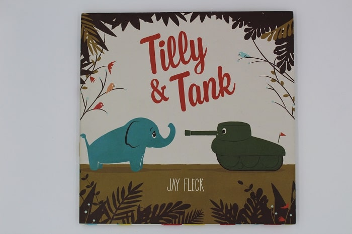 Tilly and Tank Book | The Baby Spot