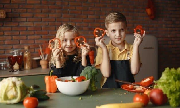 Going Vegan As A Family