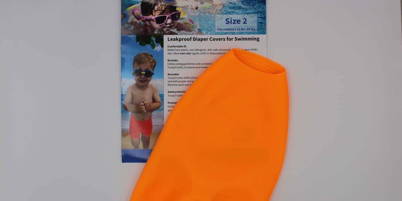 Trusty Trunks Leakproof Swimwear