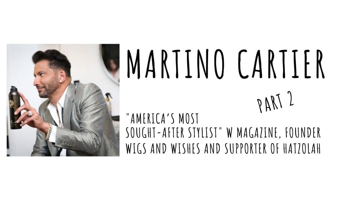 Martino Cartier : The Man Behind The Brand